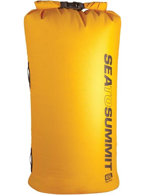 Sea to Summit Big River Dry Bag 65L Yellow